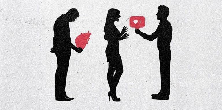 Si al amor de tu vida quieres conservar, ni Facebook, ni ninguna otra red debesusar